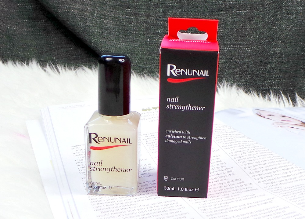 Renunail Nail Strenghthener review