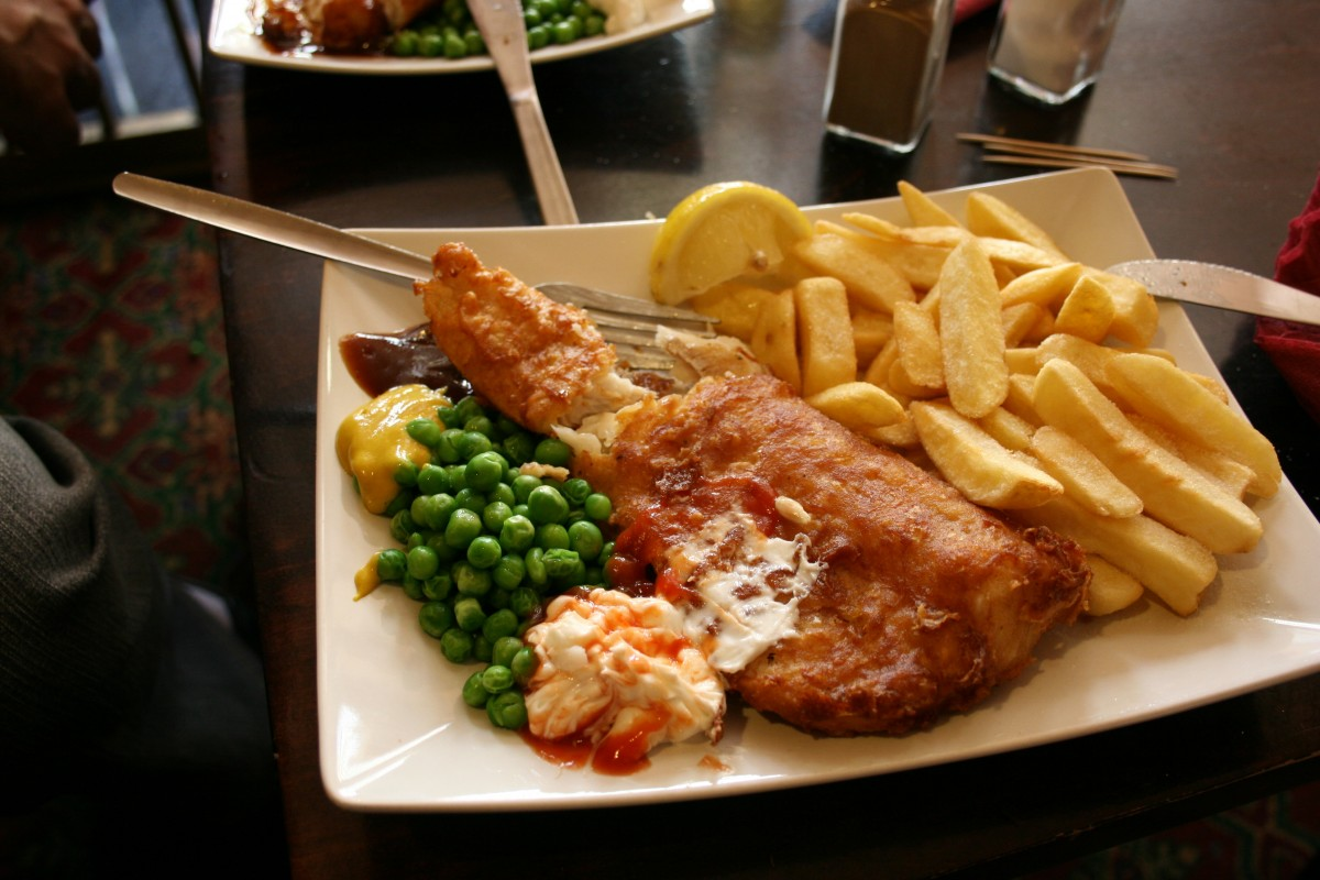 【英國腔】和你學的英文不一樣,英國人約晚上 6 點 Have Tea,結果被帶去吃晚餐!