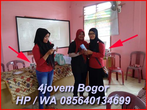 Agen Jovem Gluberry Bogor