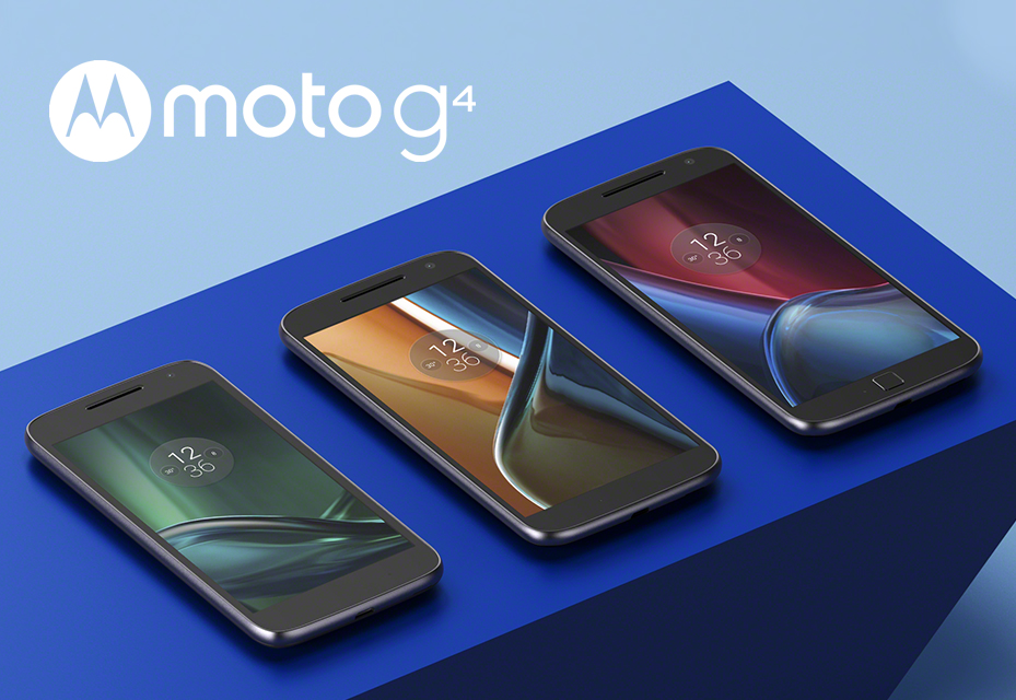 Meet the new Moto G Family: Whichever you choose, you get more of what matters most.