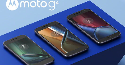 Meet the new Moto G Family: Whichever you choose, you get more of what matters most. 	- 	The Official Motorola Blog