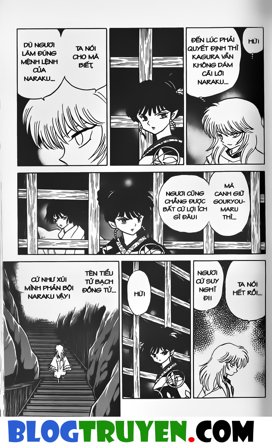 Inuyasha vol 37.4 trang 4