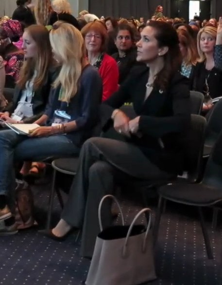 Crown Princess Mary attends the meeting of Women Deliver 2016 in Copenhagen. Princess Benedikte opens the World Diabetes Foundation's breakfast meeting
