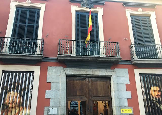 Museo Romántico fundación de don Benigno