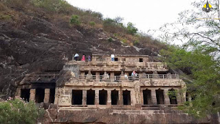 Undavalli Caves History Timings Address