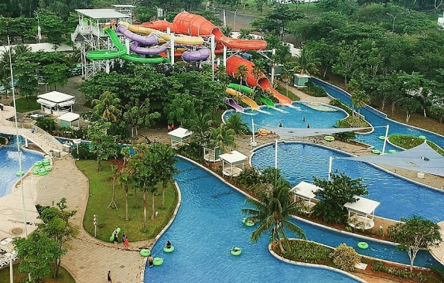 Harga Ticket Masuk Go Wet Waterpark Grand Wisata Bekasi