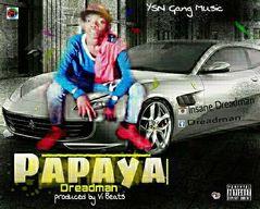 Dreadman – Papaya (Prod By VI beats) mp3made.com.ng
