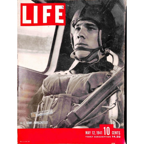 Life Magazine 12 May 1941 worldwartwo.filminspector.com