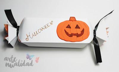 detalle para halloween