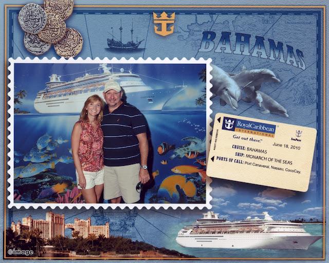 Royal Caribbean Monarch of the Seas embarkation photo