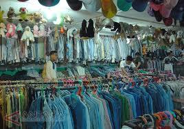 Bisnis baju bekas
