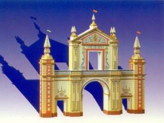 Portada Feria de Sevilla 2003