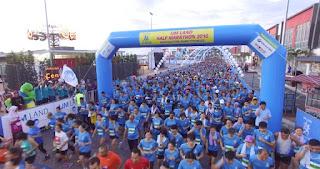 IJM LAND HALF MARATHON, IJM LAND BERHAD,Pertubuhan Hospice Negeri Sembilan (Hospice) and Malaysia Lysosomal Disease Association (MLDA), kl marathon, marathon in kuala lumpur,
