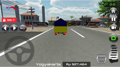 IDBS Indonesia Truck Simulator v1.2 APK Terbaru 2017
