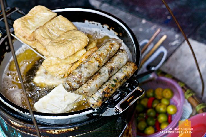 Hanoi Tofu Spring Rolls
