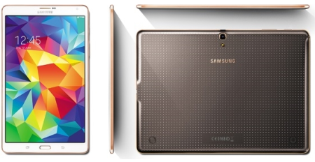 Samsung Galaxy Tab S 8.4 16GB & 32GB – Review & Specifications