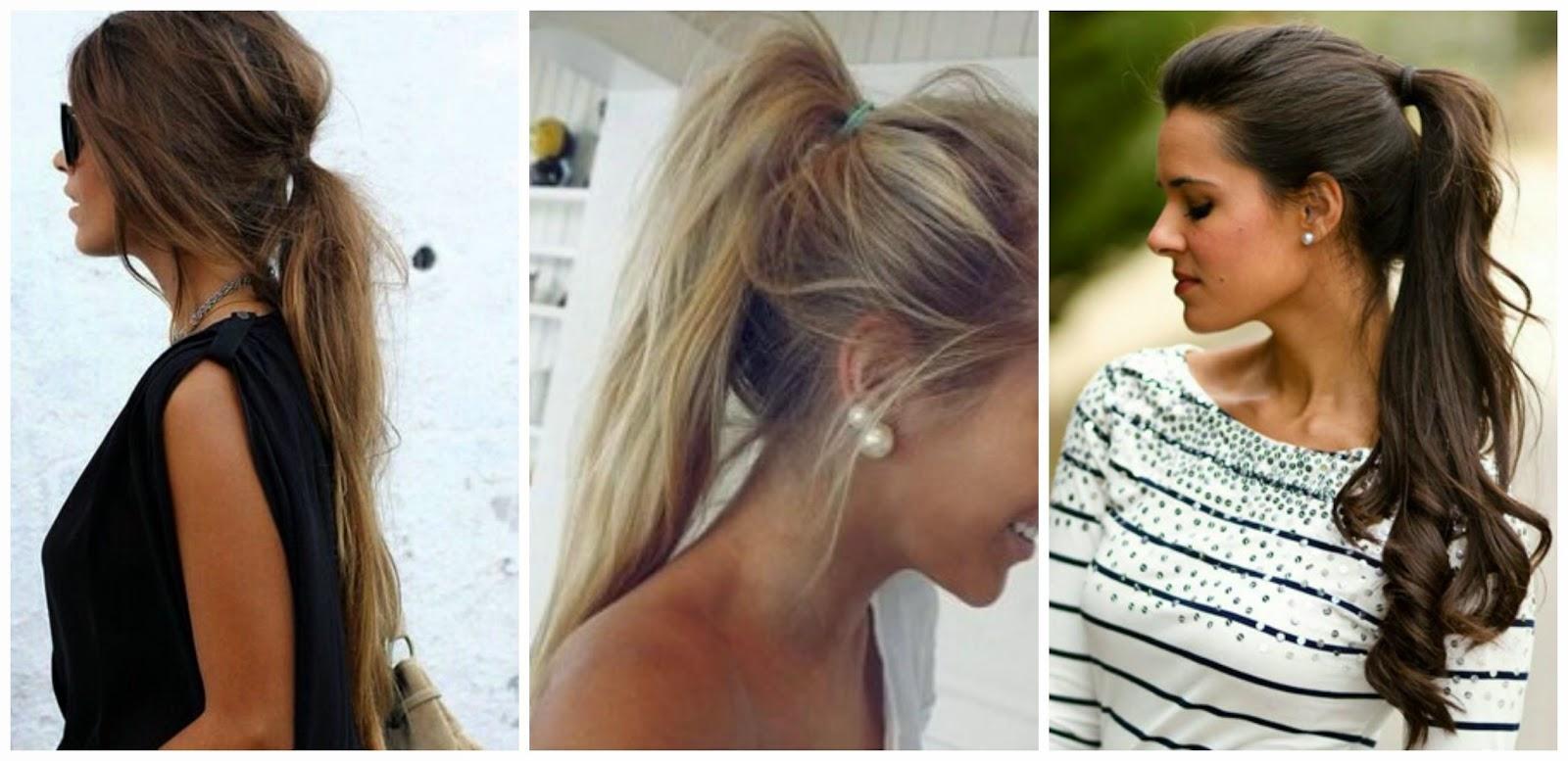 En una tendencia ascendente peinados para clases Colección De Tutoriales De Color De Pelo - Little Palomilla: Peinados para la vuelta a clase
