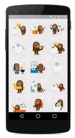 Facebook Launches New Sticker App