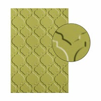 Moasic Textured Embosing Folder Jemini Crafts