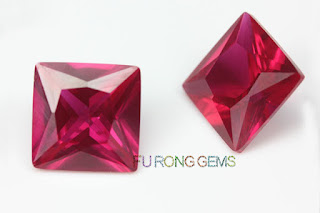 Lab-Ruby-5#-Red-Color-Gemstones-China