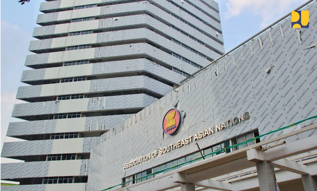 Pembangunan Gedung Sekretariat ASEAN Ditargetkan Rampung Maret Depan