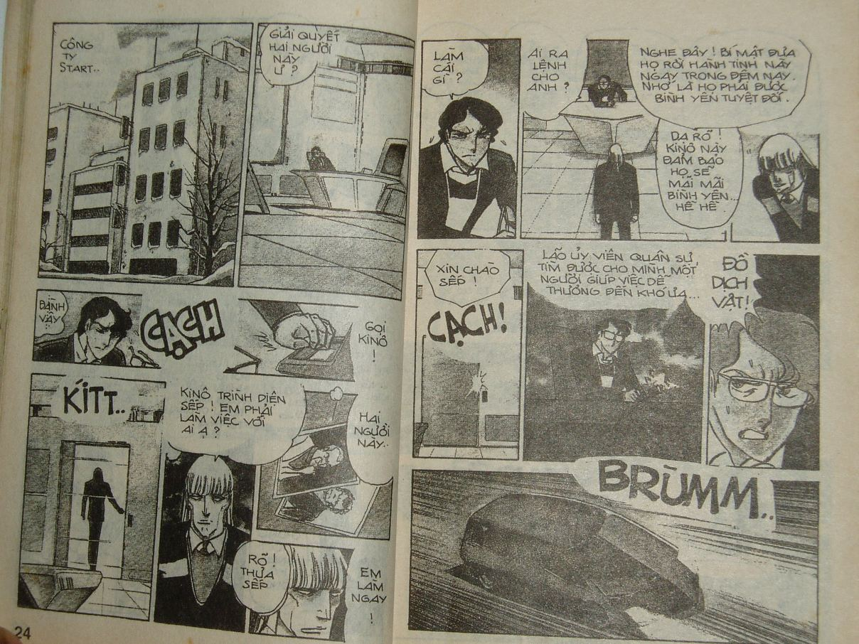 Siêu nhân Locke vol 03 trang 12