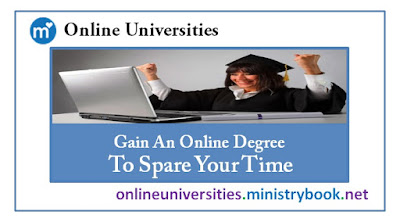 Gain An Online Degree To Spare Your Time