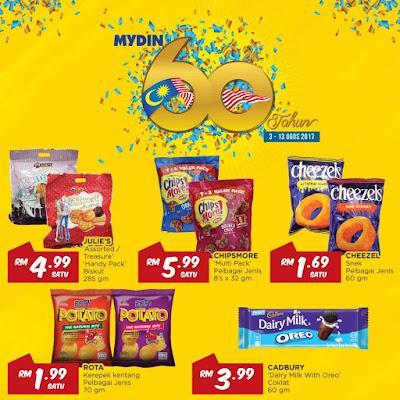 MYDIN Malaysia Merdeka 60 Tahun Sale Discount Offer Promo