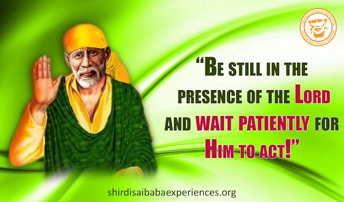 Baba Is Always In Our Lives