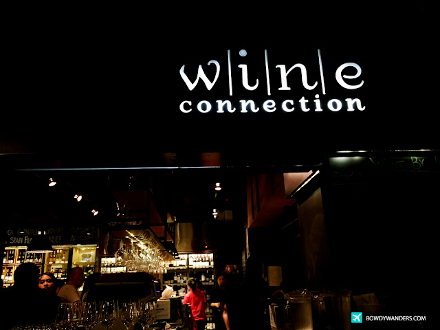 bowdywanders.com Singapore Travel Blog Philippines Photo :: Singapore :: Wine Connection Tapas Bar & Bistro: Super Fine Night Out Wine Place in Robertston Walk