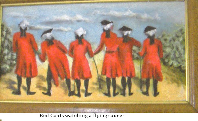 The Red coats # 186