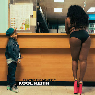 Kool Keith - Feature Magnetic (2016) - Album Download, Itunes Cover, Official Cover, Album CD Cover Art, Tracklist