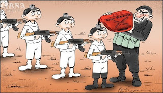 بسيكولوجيا صناعة الإرهابي والمتطرف