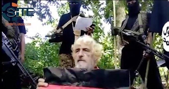 Filipinas localizam corpo de alemão que foi decapitado por extremistas
