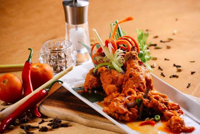 Ayam Masak Ros by Chef Yatim from Berjaya Penang Hotel in 'Flavours of Berjaya'