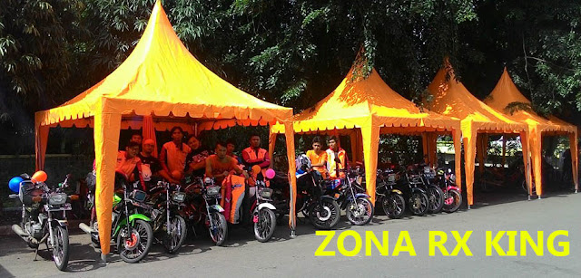 Komunitas RX King Raja Jalanan Photos