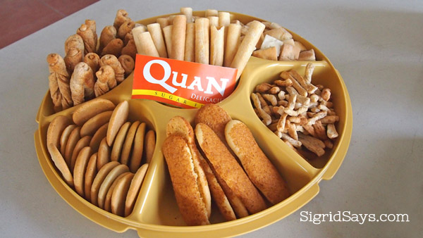 no sugar added snacks - Quan Delicacies - Bacolod restaurants