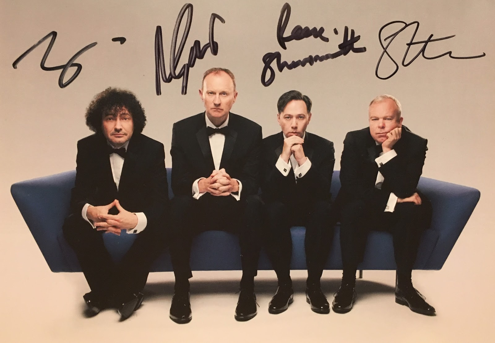 Celebrity Signings: The League of Gentlemen (Too much stuff