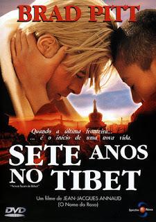 Sete Anos No Tibet - DVDRip Dublado