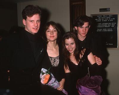 عائلة الممثل كولين فيرث