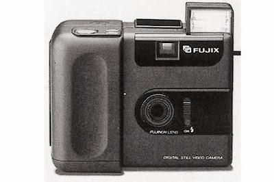 Kamera Fuji DS1P