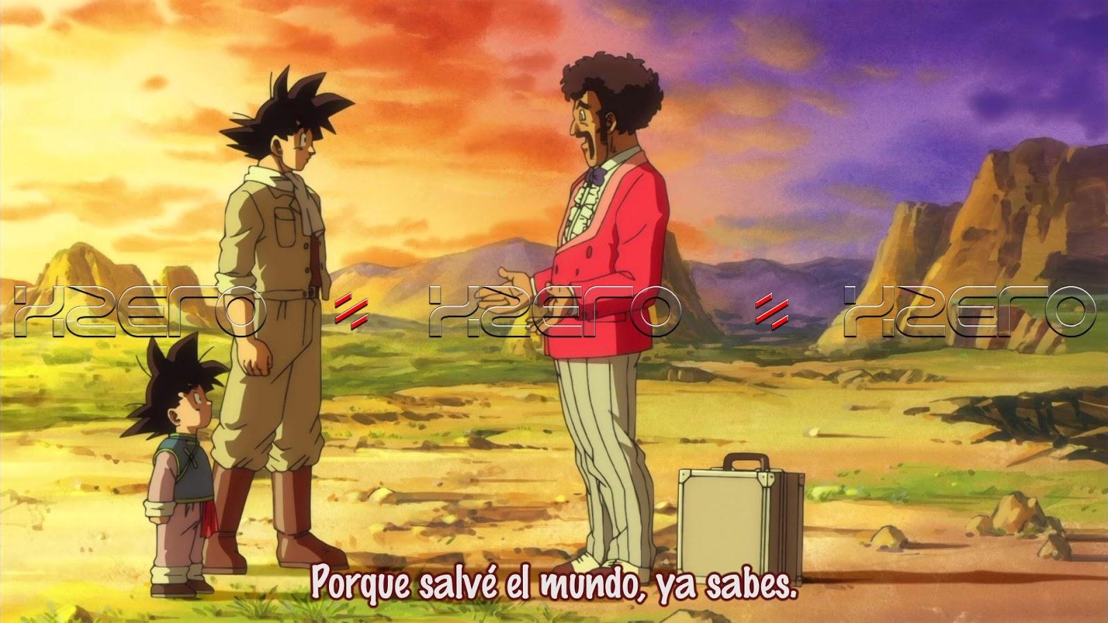 9 - Dragon Ball Super | Sub Español | BD + HD | Mega / 1fichier / Google
