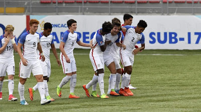 Paraguay vs United States Under 17 Live Streaming