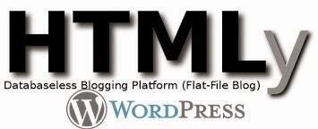 Alasan Pindah dari HTMLy ke WordPress