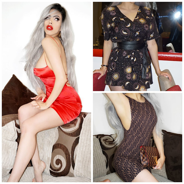 Dresses and outfits inspo by motelrocks.com