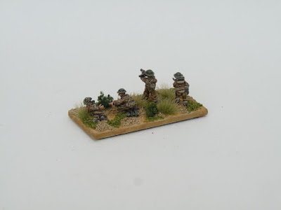 2nd place: WWII Canadian infantry, by BH62 - wins £10 Pendraken credit!