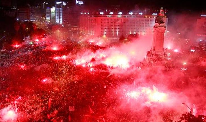 Benfica Futebol Marquês Pombal