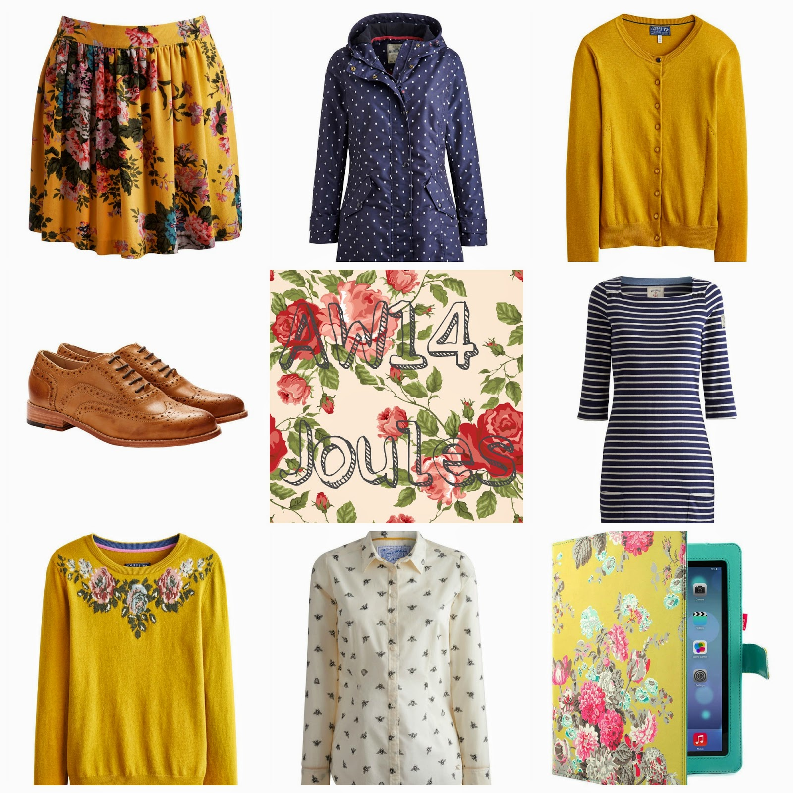 A Joules Wishlist