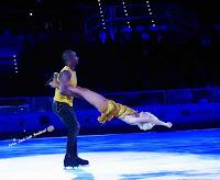 Más de 11.000 personas abarrotaron el Gran Canaria Arena para ver el espectáculo de patinaje sobre hielo, encabezado por Javier Fernández / Fotos: José Luis Sandoval