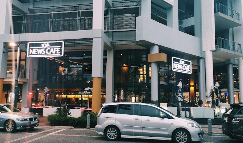 #BeTheVibe WITH NEWS CAFE UMHLANGA
